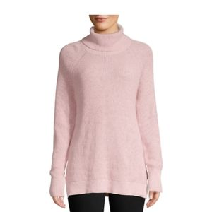 New W/Tags J. Crew Mercantile Pink Textured Sweate